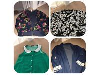 Girls clothes age 10-12