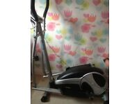 BE 6650 programmable elliptical strider