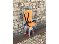 Topeak child's bike seat