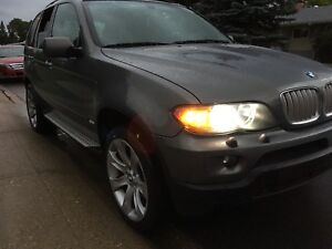 2006 BMW X5 Low KM!