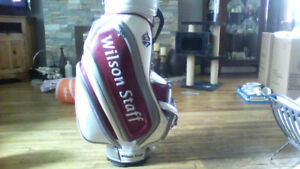 Wilson staff pro golf bag