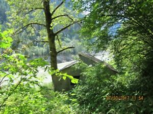 GOLD CLAIM  FRASER RIVER  SAWMILL CREEK $1800 OBO