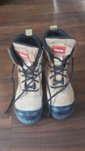 Women security boots 6.5
