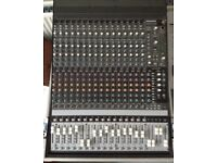 MACKIE ONYX 1640 16-Channel Mixing Desk With FIREWIRE CARD & SOFTWARE *FAULTY POWER SUPPLY*