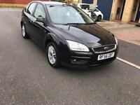 Ford Focus Ghia 1.6 Petrol. Fully Loaded Model, Low mileage