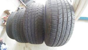 4 pneus ete  275-65-18 neuf goodyear wrangler