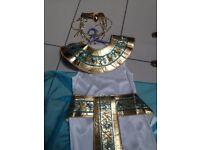 EGYPTIAN FANCY DRESS COSTUME