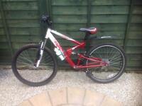 Halfords Apollo Bicycle