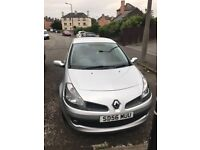 06 Renault Clio 1.2 Petrol Manual