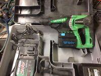 Hitachi DH24DVA power drill