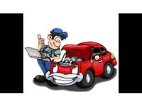 Mot & service work good cheap rate