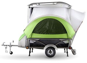 Sylvan Sport light weight camping trailer