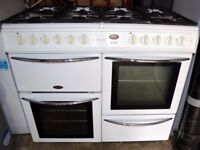 Belling Countrychef range cooker