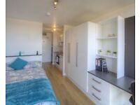 Silver Student Studio Flat-Upperton Road-No Deposit Needed/£125 per week