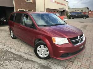 DODGE GRAND CARAVAN SE 2011 AUTO / AC / 7 PASSAGERS !!