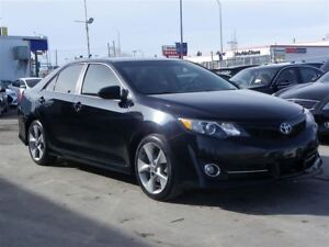2012 Toyota Camry SE V6|GPS|B.CAMERA|LEATHER|SUNROOF