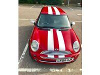 MINI ONE 2004 red ferrari for sale lovley car