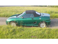 mg tf 1.6 green