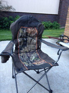 Mossy Oak Country Delux Chair
