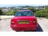 Rover 600. Great condition. Reliable. Previously owned by a mechanic.