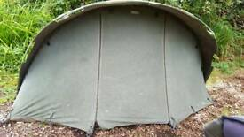Chub tri lite bivvy and extended wrap