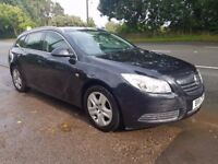 2011 VAUXHALL INSIGNIA 2.0 CDTI IDEAL FAMILY CAR VERY CLEAN CAR INSIDE AND OUT MOT UNTIL AUGUST 18