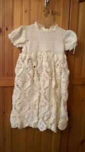 Baby Christening Baptismal Gown