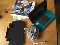 3D DS with Super Monkey Ball 3D and Lego Star Wars 3 3D