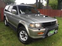 Mitsubishi Challenger , Shogun , Auto 2.8 D