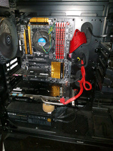 Intel gaming pc perfect condition
