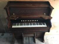 Church Organ - Antique - In Working Order