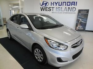 2013 Hyundai Accent GL 1.6L Berline/Sedan 43$/semaine