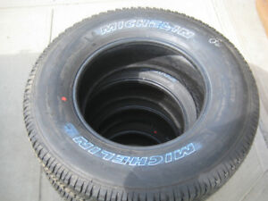 NEW Set of Michelin LTX AT/2 LT265/70R17 Tires 10 Ply E Load