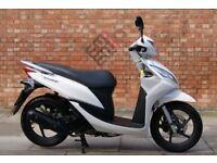 Honda Vision 110, ONLY 400 miles