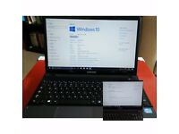 Samsung Notebook NP300E5X Intel Core i3 3110M CPU @2.40 4GB DDR3 Windows 10 Pro 500 GB HDD