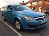 2005 Vauxhall Astra Automatic 1.8 Life Only 65k Miles, MOT May 2018, HPI Clear