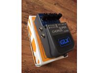 GLX CH-100 Super Chorus Guitar Effects Pedal