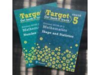 Foundation Maths Books (GCSE)