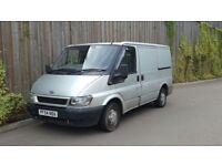 Ford Transit 260 SWB 2.0 TD (2005/54 Reg) Panel Van + NO VAT + SWB + GENUINE 133K + LONG MOT +