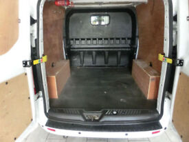 White Ford Transit Custom 2.2TDCi Double Cab Van ***FROM £312 PER MONTH***