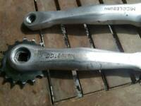 Middleburn 175mm cranks