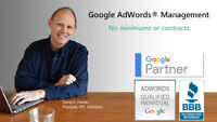 Set-up & Optimization of Google Ads campaigns