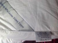 Superking size mattress topper