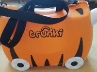 Trunki toddler trolley case