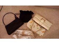 Selection of handbags £10 (£2 each)