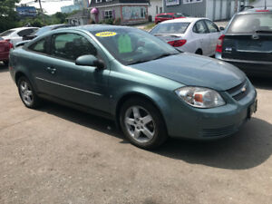 2009 Chevrolet Cobalt LT Coupe LOADED -CarProof INCLUDED!
