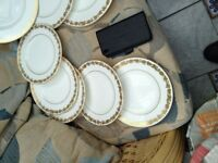 WEDGEWOOD WHITEHALL DINNER SERVICE