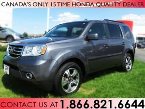 2015 Honda Pilot COMING SOON | SE | 4X4 | 1 OWNER | DVD PLAYER