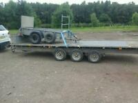 Ifor willims trailer p 6 e 7x4 no vat