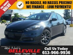 2014 Dodge Dart Ralley Edition - 8.4 Radio - FOG Lamps
